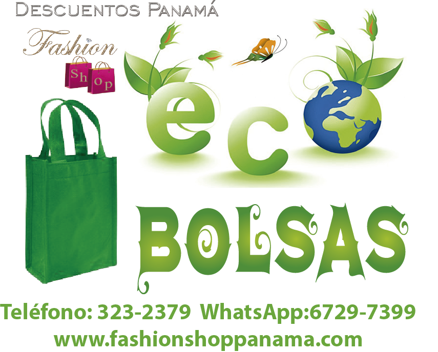 93a1e4e85 Bolsas Ecológicas, Reutilizables, Biodegradables, Reciclables.